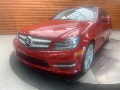 2012 Mercedes-Benz C-Class for sale at Dixie Motors in Fairfield OH
