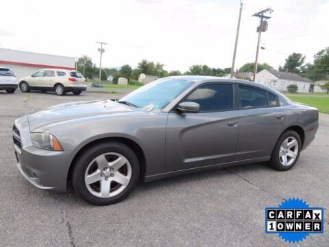 2012 Dodge Charger for sale at DUNCAN SUZUKI in Pulaski VA