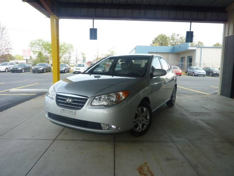 2009 Hyundai Elantra for sale at Roswell Auto Imports in Austell GA