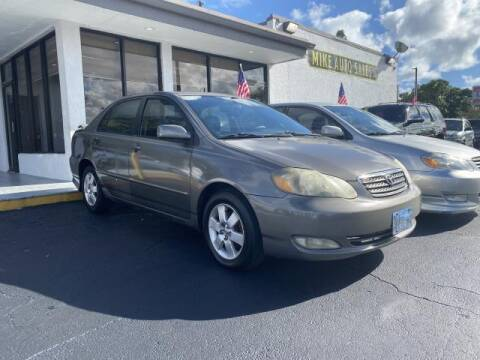 2006 Toyota Corolla for sale at Mike Auto Sales in West Palm Beach FL