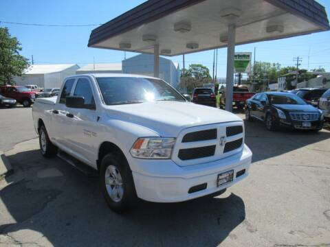 2017 RAM Ram Pickup 1500 for sale at Perfection Auto Detailing & Wheels in Bloomington IL