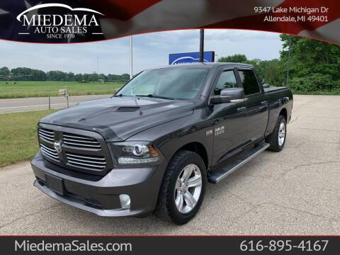 2014 RAM Ram Pickup 1500 for sale at Miedema Auto Sales in Allendale MI
