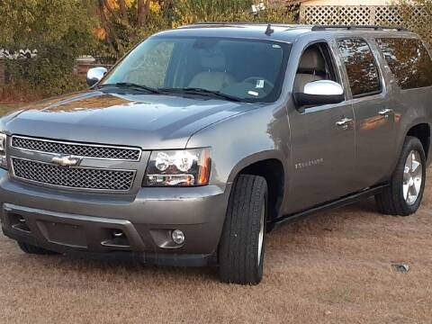 2011 Chevrolet Suburban for sale at Carzready in San Antonio TX