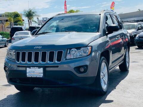 2011 Jeep Compass for sale at MotorMax in Lemon Grove CA