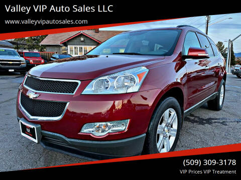 2011 Chevrolet Traverse for sale at Valley VIP Auto Sales LLC in Spokane Valley WA