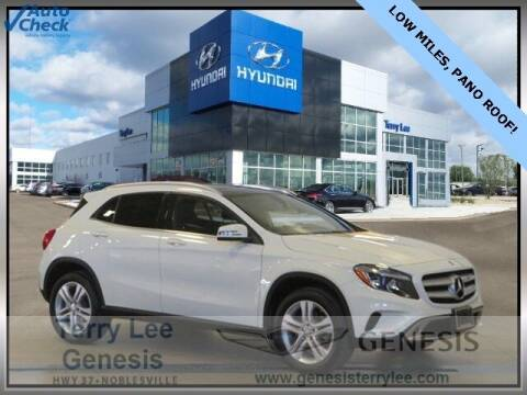 2017 Mercedes-Benz GLA for sale at Terry Lee Hyundai in Noblesville IN