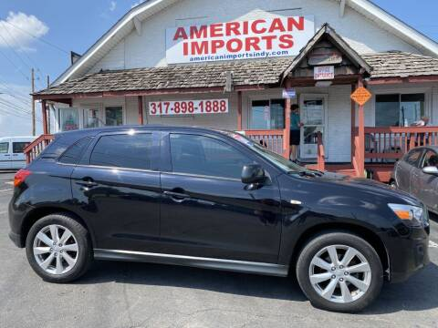 2013 Mitsubishi Outlander Sport for sale at American Imports INC in Indianapolis IN