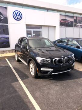 2020 BMW X3 for sale at Jeff D'Ambrosio Auto Group in Downingtown PA