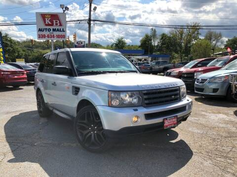 2006 Land Rover Range Rover Sport for sale at KB Auto Mall LLC in Akron OH