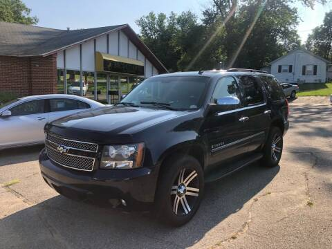 2009 Chevrolet Tahoe for sale at Bronco Auto in Kalamazoo MI
