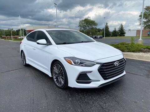2018 Hyundai Elantra for sale at Lasco of Grand Blanc in Grand Blanc MI