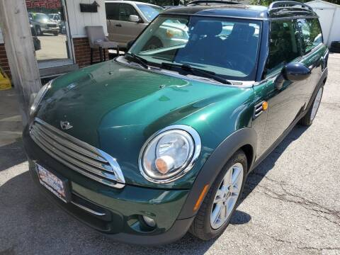 2012 MINI Cooper Clubman for sale at New Wheels in Glendale Heights IL