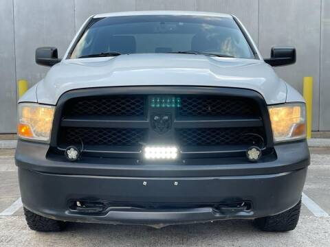 2012 RAM Ram Pickup 1500 for sale at Delta Auto Alliance in Houston TX