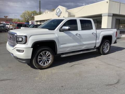 2018 GMC Sierra 1500 for sale at Beutler Auto Sales in Clearfield UT