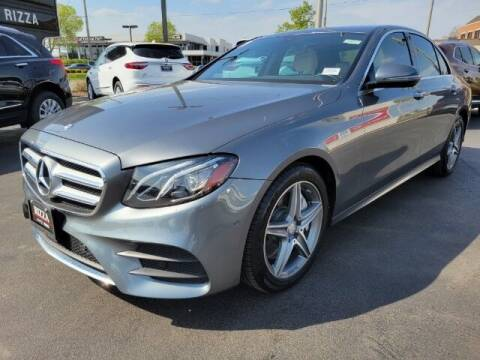 2017 Mercedes-Benz E-Class for sale at Rizza Buick GMC Cadillac in Tinley Park IL