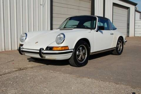 1971 Porsche 911 for sale at NJ Enterprises in Indianapolis IN