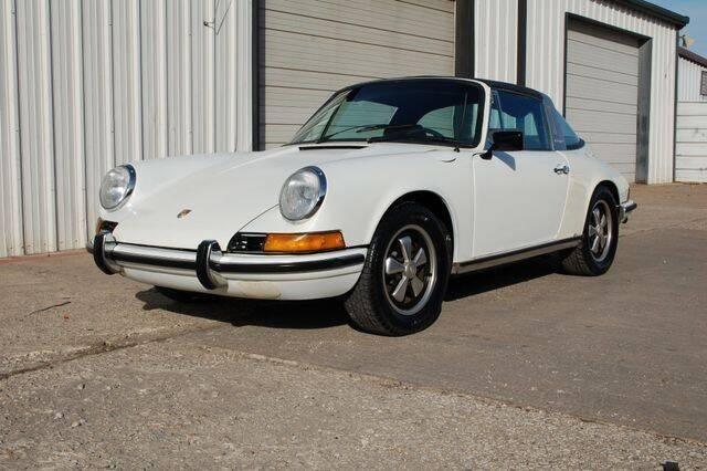 1971 Porsche 911 for sale at NJ Enterprises in Indianapolis IN