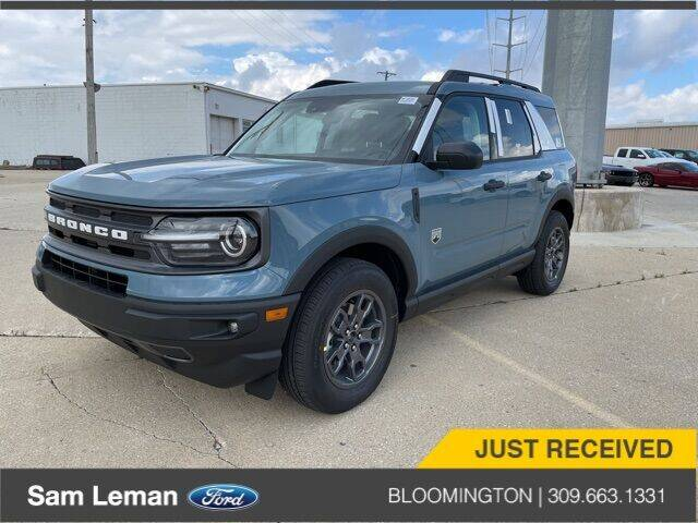 2021 Ford Bronco Sport for sale in Bloomington, IL
