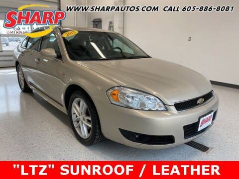 2012 Chevrolet Impala for sale at Sharp Automotive in Watertown SD