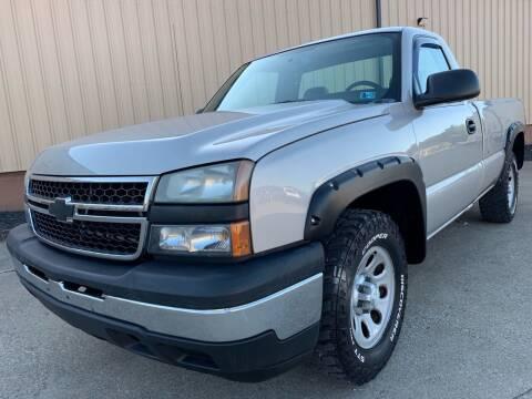 2006 Chevrolet Silverado 1500 for sale at Prime Auto Sales in Uniontown OH