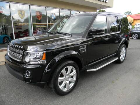 2015 Land Rover LR4 for sale at Platinum Motorcars in Warrenton VA
