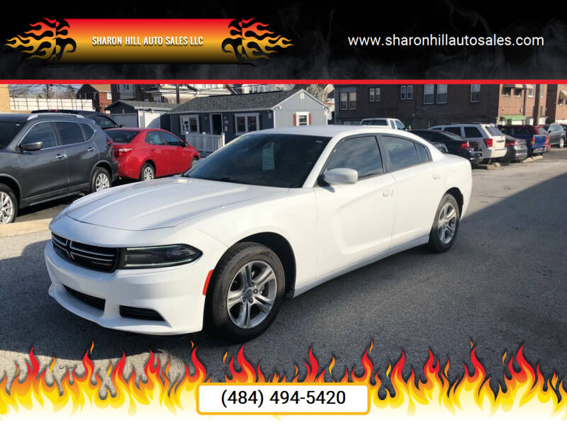 2015 Dodge Charger for sale at Sharon Hill Auto Sales LLC in Sharon Hill PA