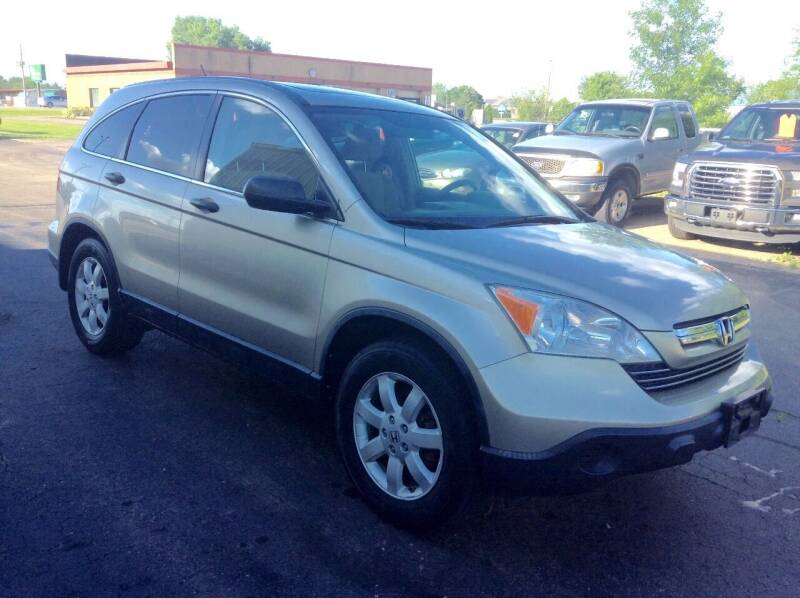 2007 Honda CR-V for sale at Bruns & Sons Auto in Plover WI