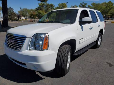 2014 GMC Yukon for sale at Matador Motors in Sacramento CA
