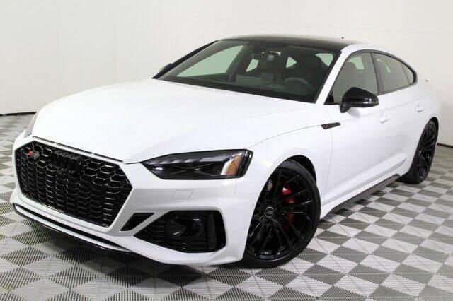 2021 Audi RS 5 Sportback for sale in Hurst, TX