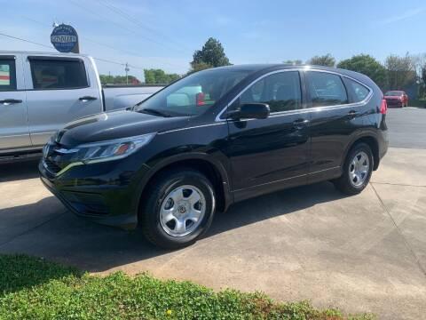 2015 Honda CR-V for sale at Getsinger's Used Cars in Anderson SC