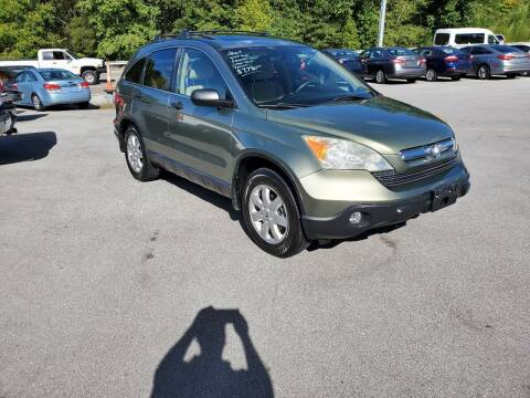 2007 Honda CR-V for sale at DISCOUNT AUTO SALES in Johnson City TN