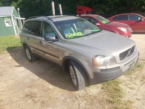 2004 Volvo XC90 for sale at Northwoods Auto & Truck Sales in Machesney Park IL