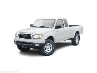 2002 Toyota Tacoma for sale at Jensen's Dealerships in Sioux City IA