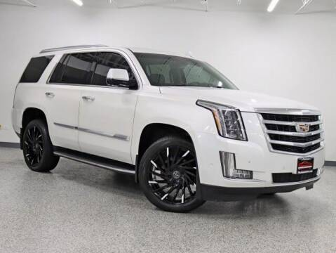 2017 Cadillac Escalade for sale at PLATINUM MOTORSPORTS INC. in Hickory Hills IL