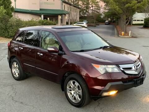2008 Acura MDX for sale at Triangle Motors Inc in Raleigh NC