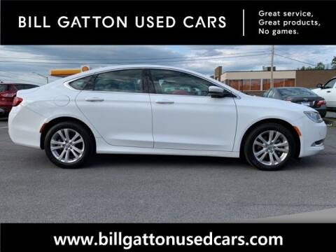 2017 Chrysler 200 for sale at Bill Gatton Used Cars in Johnson City TN