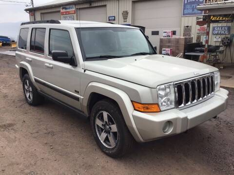 2007 Jeep Commander for sale at Troys Auto Sales in Dornsife PA
