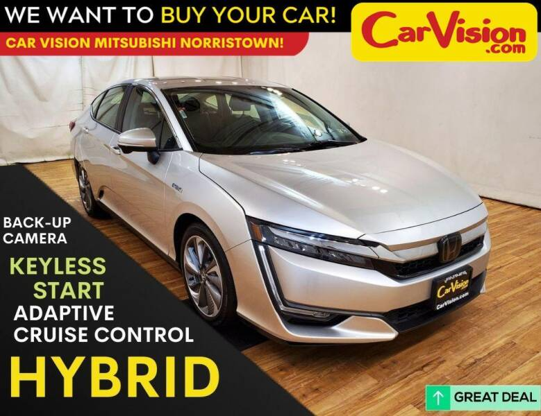 2018 Honda Clarity Plug-In Hybrid for sale at Car Vision Mitsubishi Norristown in Trooper PA