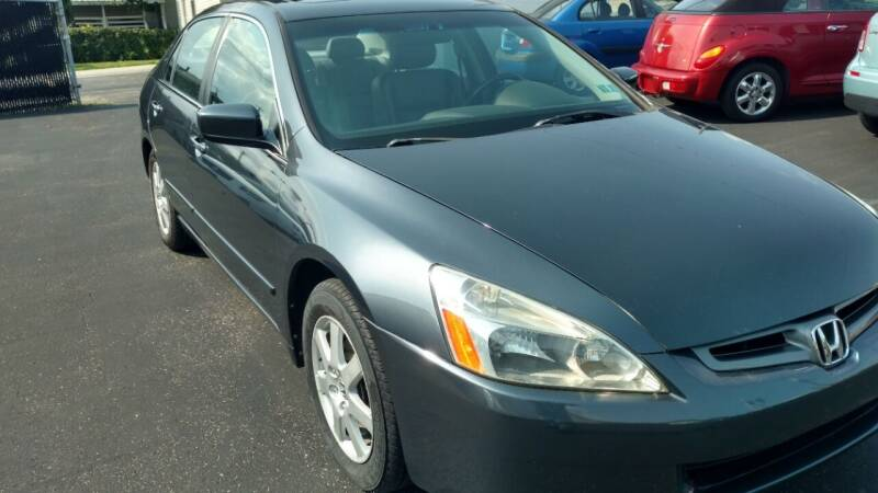 2005 Honda Accord for sale at Graft Sales and Service Inc in Scottdale PA