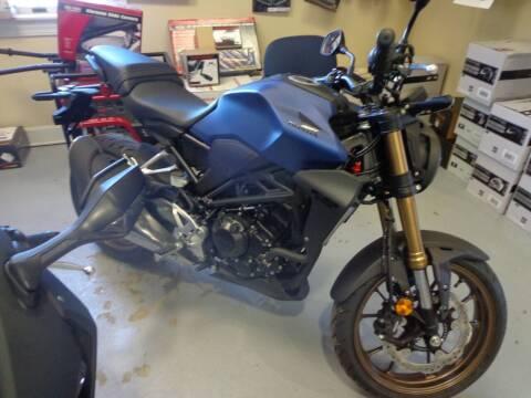 2021 Honda CB300R for sale at Dan Powers Honda Motorsports in Elizabethtown KY