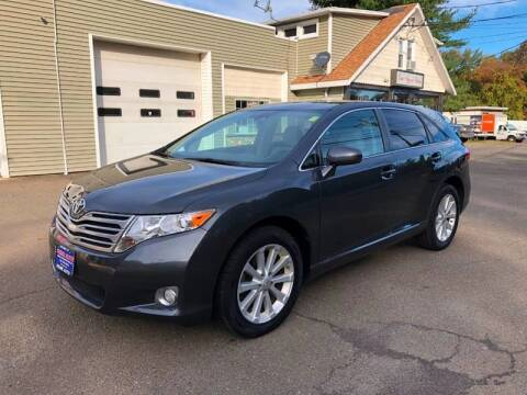 2010 Toyota Venza for sale at Prime Auto LLC in Bethany CT