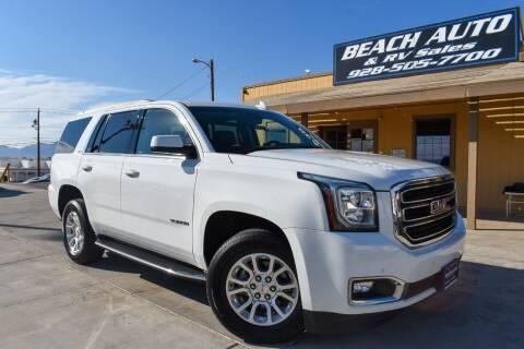 2017 GMC Yukon for sale at Beach Auto and RV Sales in Lake Havasu City AZ