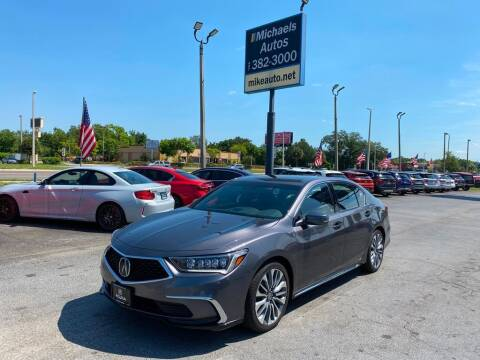 2020 Acura RLX for sale at Michaels Autos in Orlando FL