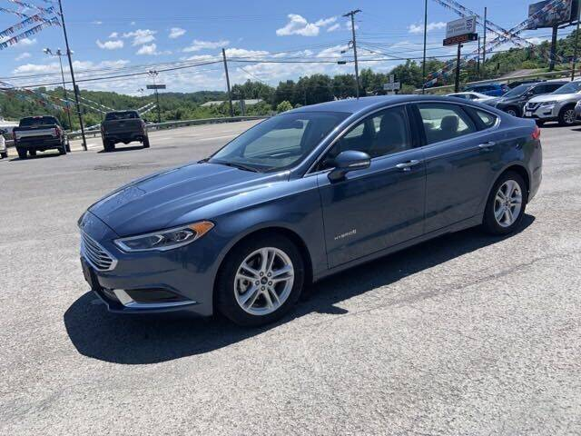 2018 Ford Fusion Hybrid for sale in Whitehall, WV