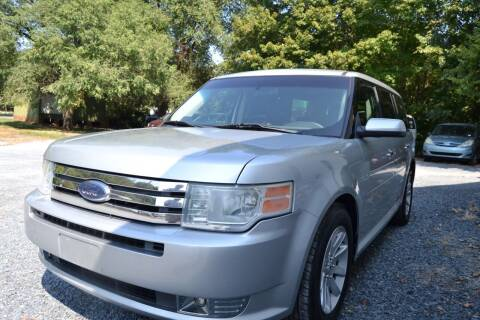2009 Ford Flex for sale at Victory Auto Sales in Randleman NC