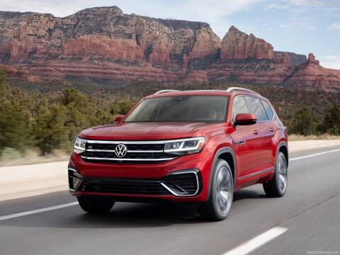 2021 Volkswagen Atlas for sale at Xclusive Auto Leasing NYC in Staten Island NY