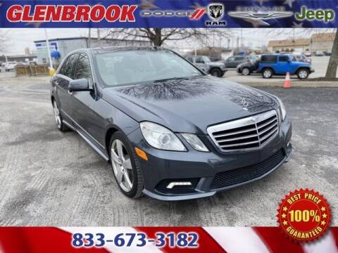 2011 Mercedes-Benz E-Class for sale at Glenbrook Dodge Chrysler Jeep Ram and Fiat in Fort Wayne IN