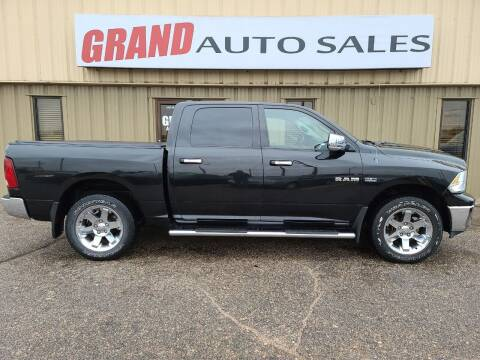 2009 Dodge Ram Pickup 1500 for sale at GRAND AUTO SALES in Grand Island NE