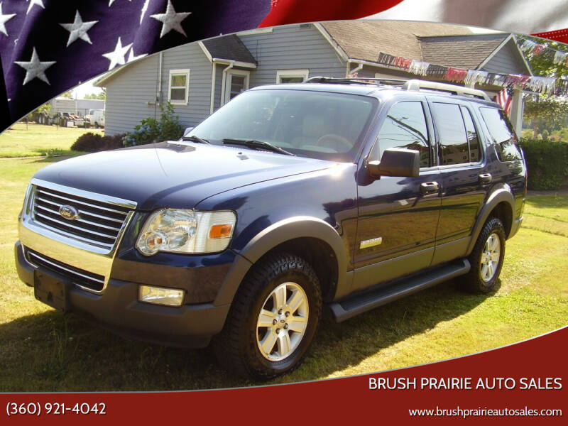 2006 Ford Explorer for sale at Brush Prairie Auto Sales in Battle Ground WA