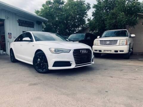 2017 Audi A6 for sale at Bad Credit Call Fadi in Dallas TX